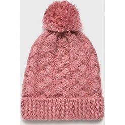 Medicine - Czapka Vintage Revival. Różowe czapki zimowe damskie marki MEDICINE, na zimę, z dzianiny. Za 39,90 zł.