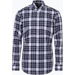 BOSS - Koszula męska – Jason, niebieski. Czarne koszule męskie slim marki Boss, m. Za 549,95 zł.