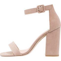 Sandały damskie: New Look RICHES Sandały na obcasie light brown