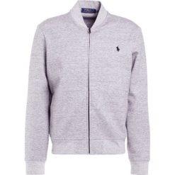 Polo Ralph Lauren Bluza rozpinana grey. Szare bluzy męskie rozpinane Polo Ralph Lauren, m, z bawełny. W wyprzedaży za 345,95 zł.