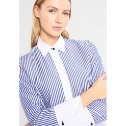 Odzież damska: van Laack Sukienka koszulowa marine/weiss