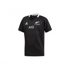 Koszulka REPLIKA NZ 19. Czarne t-shirty damskie marki Adidas, xl. Za 339,99 zł.