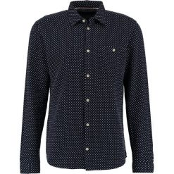 Koszule męskie na spinki: Suit JAMES Koszula navy