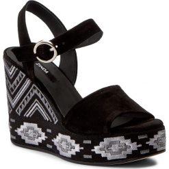 Rzymianki damskie: Sandały ZINDA – 2839  Negro