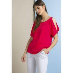 Bluzki damskie: Bluzka z odkrytymi ramionami