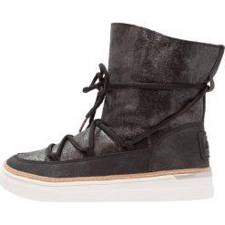 S.Oliver RED LABEL Botki black. Czarne buty zimowe damskie marki s.Oliver RED LABEL, z materiału, klasyczne. W wyprzedaży za 148,85 zł.