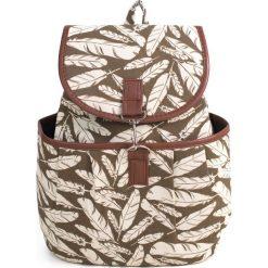 Plecaki damskie: Art of Polo Plecak damski Pure nature brązowy
