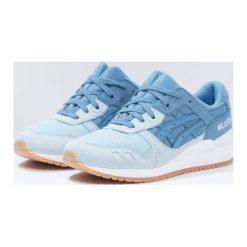 Asics Tiger GELLYTE III Tenisówki i Trampki blue heaven/corydalis blue. Niebieskie tenisówki damskie Asics Tiger, z materiału. W wyprzedaży za 432,65 zł.
