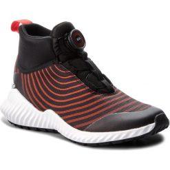 Buty adidas - FortaTrail Boa K AH2543 CblackFtwwht/Hirere. Czarne buty do biegania damskie Adidas, z materiału. Za 269,00 zł.