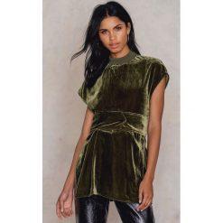 Koszule body: By Malene Birger Koszula Ekua - Green