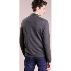 Swetry rozpinane męskie: J.CREW Kardigan heather coal