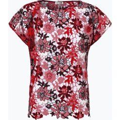 Drykorn - T-shirt damski – Somia, czerwony. Czerwone t-shirty damskie DRYKORN, w koronkowe wzory, z koronki. Za 609,95 zł.