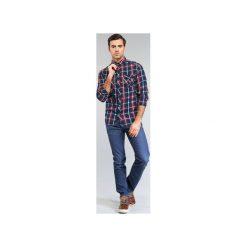 Jeansy slim fit Levis  511 SLIM FIT. Niebieskie jeansy męskie relaxed fit marki Levi's®. Za 351,20 zł.
