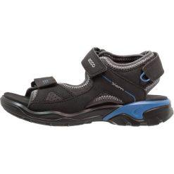 Ecco BIOM RAFT Sandały trekkingowe mauve/grape. Fioletowe buty trekkingowe dziewczęce marki ecco, z materiału, z otwartym noskiem. Za 349,00 zł.