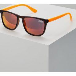 Superdry ALUMNI Okulary przeciwsłoneczne matte camo/fluro orange red revo. Brązowe okulary przeciwsłoneczne męskie Superdry. Za 189,00 zł.