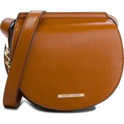 Torebka JENNY FAIRY - RS0276 Camel. Brązowe torebki klasyczne damskie Jenny Fairy, ze skóry ekologicznej, bez dodatków. Za 89,99 zł.