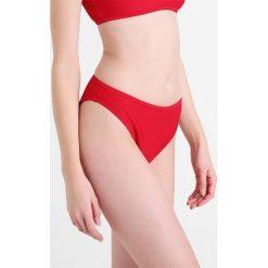 Bikini: TWIIN BELLA MID RISE BOTTOM Dół od bikini bright red
