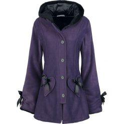 Poizen Industries Alison Coat Płaszcz damski jasnofioletowy (Lilac). Szare płaszcze damskie z futerkiem marki bonprix. Za 399,90 zł.
