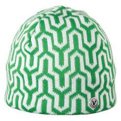 Czapki męskie: Viking Czapka Thermolite zielono-biała (2180035)