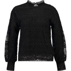 Bluzki asymetryczne: Navy London SADIE Bluzka black