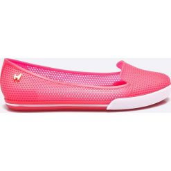 Answear - Baleriny Haver. Różowe baleriny damskie lakierowane ANSWEAR. W wyprzedaży za 29,90 zł.