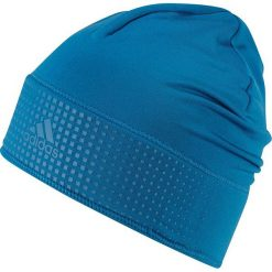Czapki męskie: Adidas Czapka adidas Running Climaheat Beanie AX8766 AX8766 niebieski OSFM – AX8766