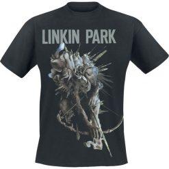 T-shirty męskie: Linkin Park LIP Archer Tour Dated T-Shirt czarny