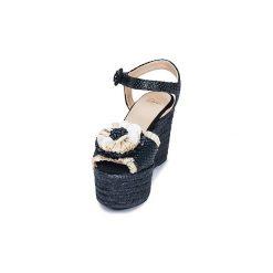 Sandały Castaner  EFEDRA. Czerwone sandały damskie marki Nike. Za 863,20 zł.