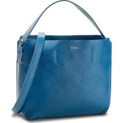 Torebki i plecaki damskie: Torebka FURLA – Capriccio 941361 B BHE6 QUB Blu Pavone d