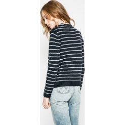 Broadway - Sweter Milla. Szare swetry klasyczne damskie marki Broadway, l, z bawełny. W wyprzedaży za 59,90 zł.
