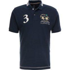 La Martina JEPSON Koszulka polo navy. Niebieskie koszulki polo La Martina, m, z bawełny. Za 789,00 zł.