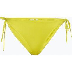 Calvin Klein - Damskie slipki do bikini – Cheeky String Side The Bikini, biały. Białe bikini Calvin Klein, w paski. Za 219,95 zł.