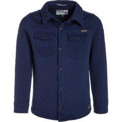 Retour Jeans GILDO Bluza rozpinana indigo blue. Białe bluzy chłopięce rozpinane marki Retour Jeans, z bawełny. W wyprzedaży za 191,20 zł.