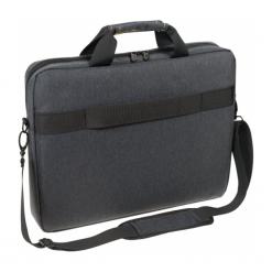 """Accura ProOffice Enzo 15,6"""" ACC6070. Szare torby na laptopa Accura, z materiału. Za 89,90 zł."""