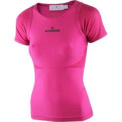 Bluzki sportowe damskie: koszulka sportowa damska Stella McCartney ADIDAS STUDIO PERFORMANCE TEE / AH9230