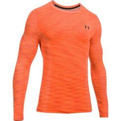 Under Armour Koszulka męska ThreadBorne Seamless LS pomarańczowa r. S (1289615-889). Brązowe koszulki sportowe męskie marki Under Armour, m. Za 158,48 zł.