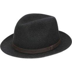 Kapelusz varlet grafit. Czarne kapelusze męskie Recman. Za 89,99 zł.