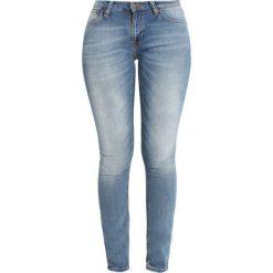 Nudie Jeans LIN Jeans Skinny Fit slowly worn. Czarne jeansy damskie relaxed fit marki Criminal Damage. Za 579,00 zł.