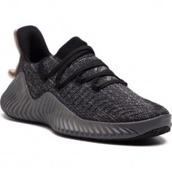 Buty adidas - Alphabounce Trainer W D96710 Cblack/Grefou/Rawwht. Czarne buty do fitnessu damskie marki Adidas, z kauczuku. Za 399,00 zł.