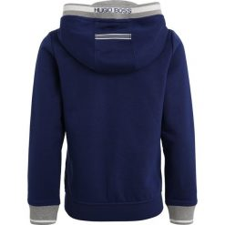 BOSS Kidswear JOGGING  Bluza rozpinana hellblau. Niebieskie bluzy chłopięce rozpinane marki BOSS Kidswear, z bawełny. Za 399,00 zł.
