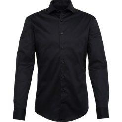 Koszule męskie na spinki: Drykorn - Koszula męska – Elias, czarny