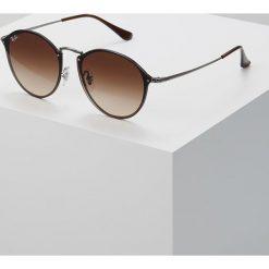 RayBan Okulary przeciwsłoneczne gunmetal. Szare okulary przeciwsłoneczne damskie lenonki marki Ray-Ban. Za 639,00 zł.