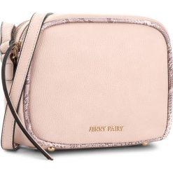 Torebka JENNY FAIRY - RC13356  Różowy Jasny. Czerwone listonoszki damskie Jenny Fairy, ze skóry ekologicznej. Za 89,99 zł.