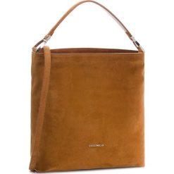 Torebka COCCINELLE - CI1 Keyla Suede E1 CI1 13 02 01 Cuir W12. Brązowe torebki klasyczne damskie Coccinelle, ze skóry. Za 1249,90 zł.