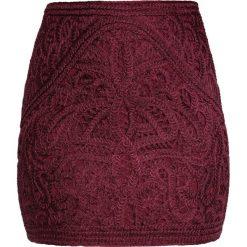 Minispódniczki: Ivyrevel LIVELY Spódnica mini burgundy