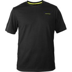 MARTES Koszulka męska Solan Black/Lime r. XXL. Białe koszulki sportowe męskie marki Adidas, l, z jersey, do piłki nożnej. Za 15,00 zł.