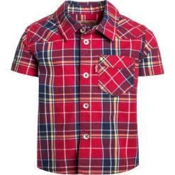 Levi's® ONEPOC BABY Koszula chinese red. Brązowe bluzki dziewczęce bawełniane marki Levi's®, l, w kratkę, button down, z długim rękawem. Za 189,00 zł.