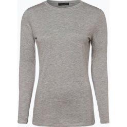 Marie Lund - Damska koszulka z długim rękawem – Coordinates, szary. Szare t-shirty damskie Marie Lund, xl. Za 89,95 zł.