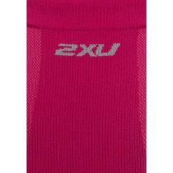 Skarpetki damskie: 2XU PERFORMANCE RUN Skarpety sportowe pink/grey