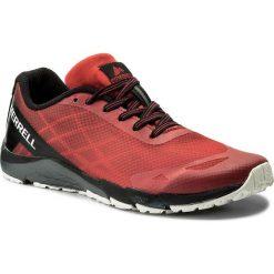Buty do biegania damskie: Buty MERRELL - Bare Access MY58618  Red/Black